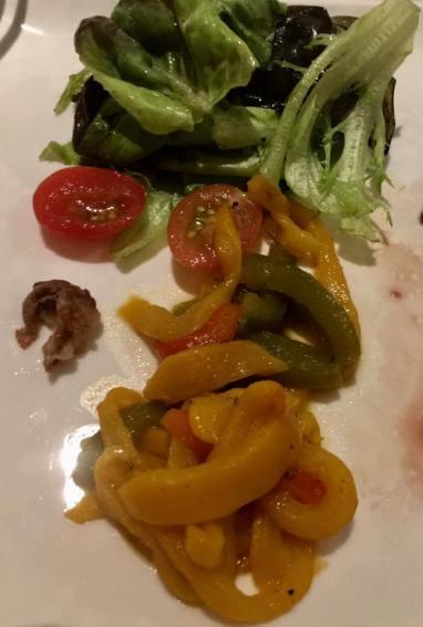 vegetables side