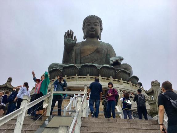 Tian Tan Buddha,aka Big Buddha