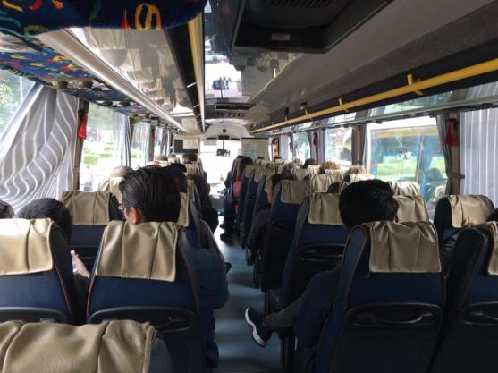 bus from tung chung to ngong ping