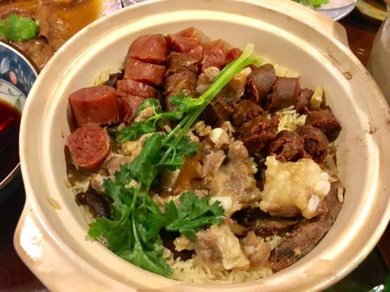 HK claypot rice 腊味饭5 7.3.2017