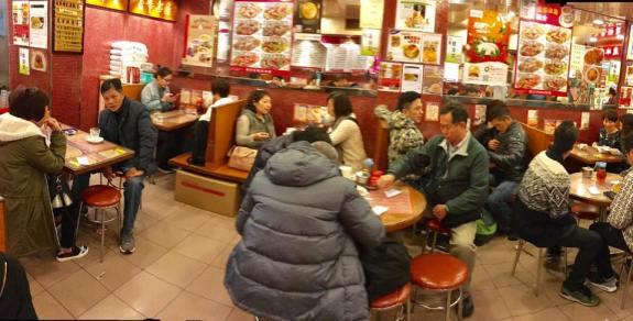 Kam Wah Cafe 金华冰厅