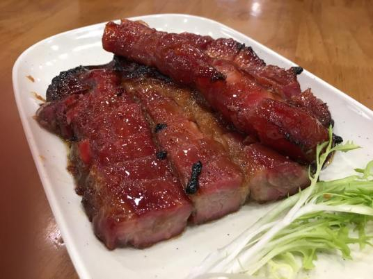 char siew @ ming court restaurant