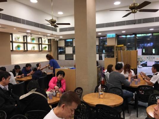 ming court restaurant 明栈