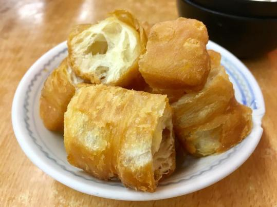 soft & tough you tiao 油条