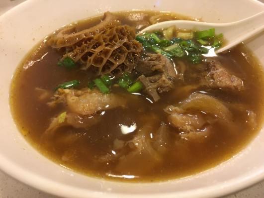 ngau pang 牛棚 beef 3 treasures noodles 牛三宝