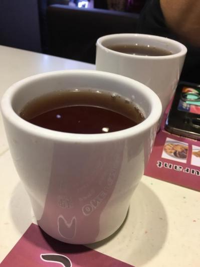 jasmine tea 水仙