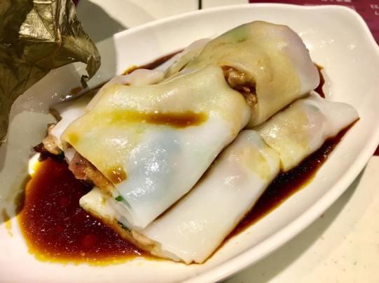 very poor cheong fen 肠粉