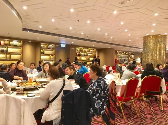 Pak Loh Chiu Chow restaurant 百樂潮洲酒家