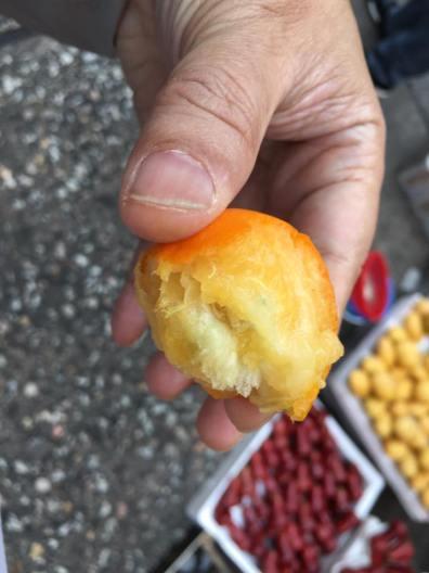 kam kuat 金桔 @ shau kei wan street market