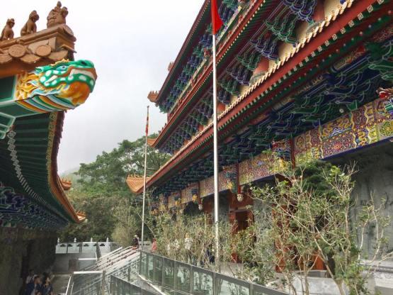 Po Lin Monastry 宝莲禅寺