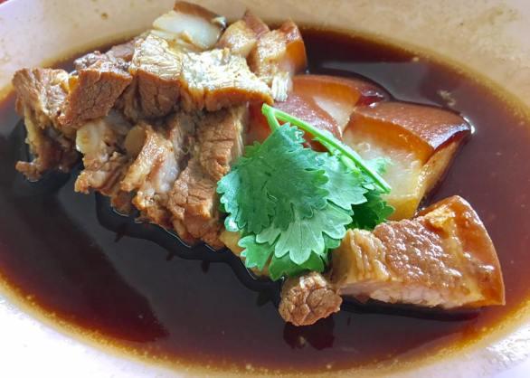 braised belly pork