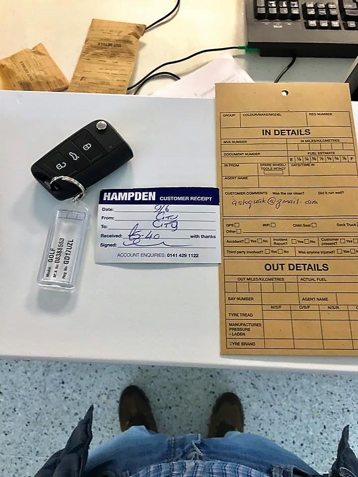 Car Rental Companies At Inverness Airport