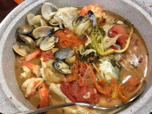 Wonderful Croatian Dinner for RI Buddies & Spouses (6pax) on 14May2018