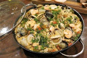 Pete's Paella Mixta, RI Makan Group 11pax Fishy Dinner on 3Jul2018