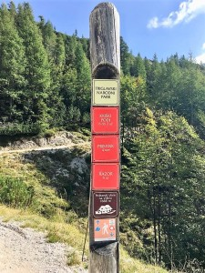 Eat Drink & Be Merry at Postarski Dom 1688m on 18Sep2018 Day 4 3pax Family Holiday in Slovenia 15-21Sep2018