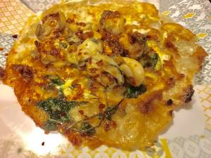 Recipe = Perfected Hawker Orh Lua (Oyster Omelette) on 13Feb2019