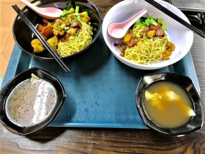 Expensive Average Soi 19 Thai Style Wantonmee on 13Mar2019