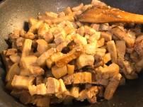 braised pork belly & loin
