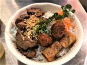 real authentic bun thit nuong