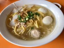kuay teow mee soup