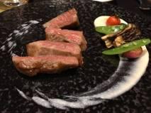 A5 ohmirRibeye steak