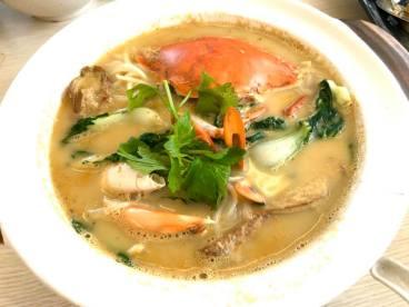 S$25 crab beehoon