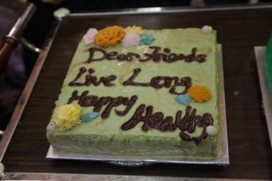 SL's cake
