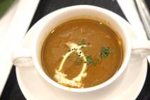 lobster bisque quite good