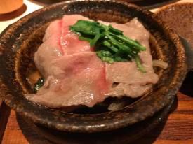 miyazaki A5 sukiyaki konabe