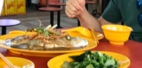 special sacue song fish head