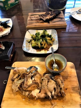4pax RI bros homecooked lunch