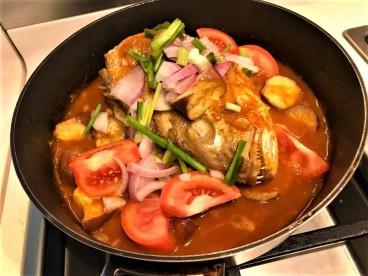 assam angkorli fishhead