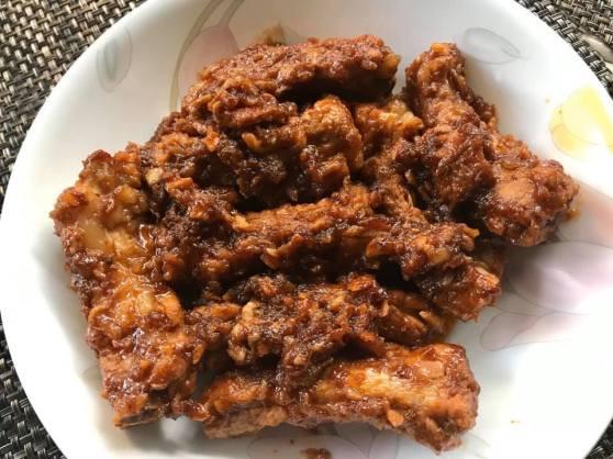assam pork ribs