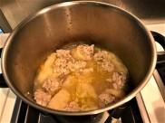 bak wang (aka meat balls) her pio