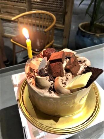 WM birthday cake