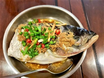 taujeon lime song fish head
