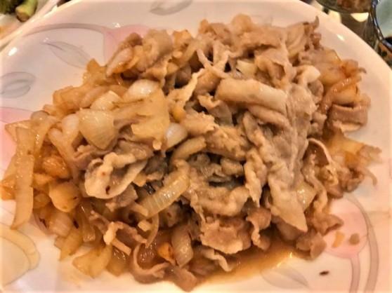 pork shobayaki