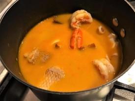 bouillabaise - seafood stew
