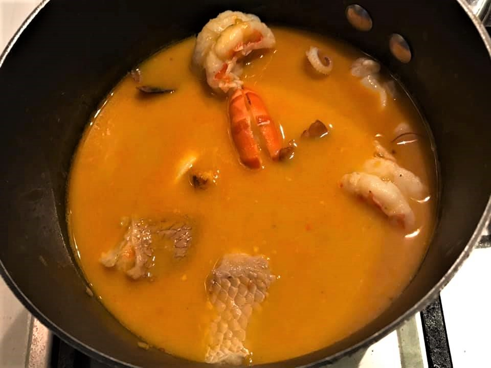 bouillabaise - seafood stew3
