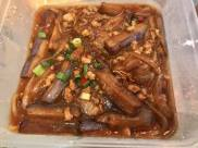鱼香茄子eggplant S$8