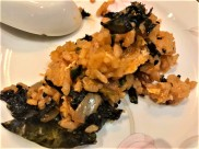 wife's kimchi fried rice