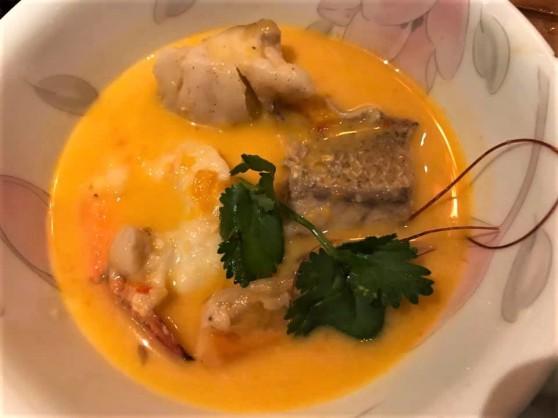 bouillabaise seafood stew