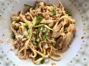 my 豆签bean noodles bakchormee