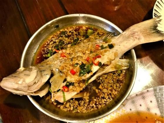 steamed red garoupa ah yat style 蒜蓉蒸3