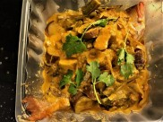 thai style whole fish (ang choe) curry