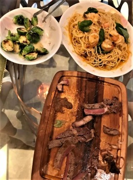 4pax homecooked dinner