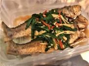 doublecooked baby treadfin 半煎煮小午鱼