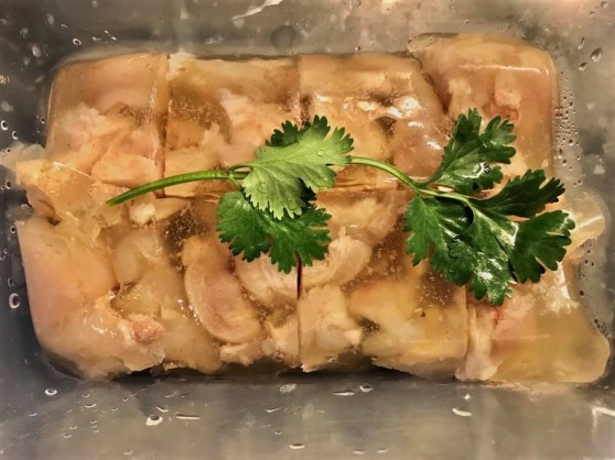 pig trotter jelly