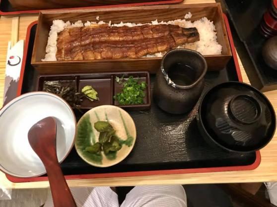 hitsumabushi nagoya style unadon
